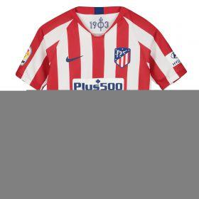 Atlético de Madrid Home Stadium Shirt 2019-20 - Kids with João Félix 7 printing