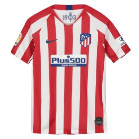 Atlético de Madrid Home Stadium Shirt 2019-20 - Kids with Trippier 23 printing