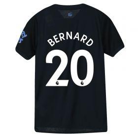 Everton Third Shirt 2019-20 - Kids with Bernard 20 printing