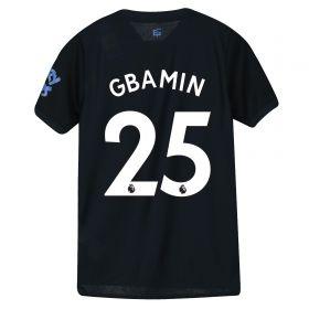 Everton Third Shirt 2019-20 - Kids with Gbamin 25 printing