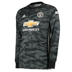 Manchester United Away Goalkeeper Shirt 2019 - 20 with De Gea 1 printing