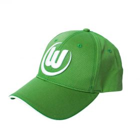 VfL Wolfsburg Core Cap - Green - Adult