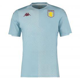 Aston Villa Away Shirt 2019-20 - Kids with M. Trezeguet 17 printing