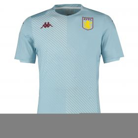 Aston Villa Away Shirt 2019-20 - Kids with Mings 40 printing