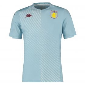 Aston Villa Away Shirt 2019-20 - Kids with Wesley 9 printing