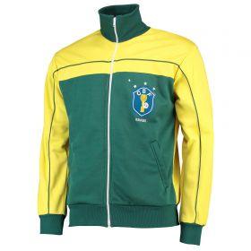 Brazil 1986 Track Jacket