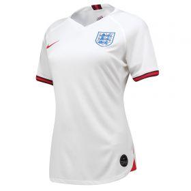 England Home Stadium Shirt 2019-20 - Women's with Duggan 11 printing