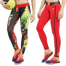Двулицев Дамски Клин REEBOK CrossFit Chase Reversible Legging
