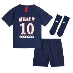 Paris Saint-Germain Home Stadium Kit 2019-20 - Infants with Neymar Jr 10 printing