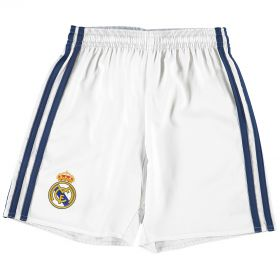 Real Madrid Home Shorts 2016-17 - Kids