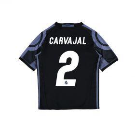 Real Madrid Third Shirt 2016-17 - Kids with Carvajal 2 printing