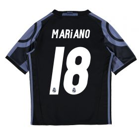 Real Madrid Third Shirt 2016-17 - Kids with Mariano 18 printing
