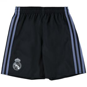 Real Madrid Third Shorts 2016-17 - Kids