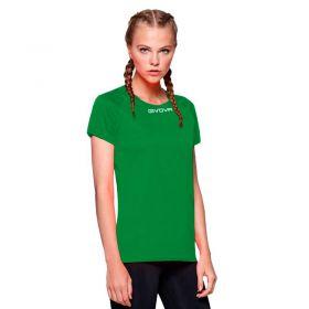 Дамска Тениска GIVOVA Shirt One ML 0013