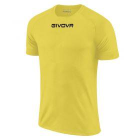 Мъжка Тениска GIVOVA Shirt Capo MC 0007