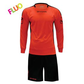 Вратарски Екип GIVOVA Goalkeeper Kit Hyguana 2810