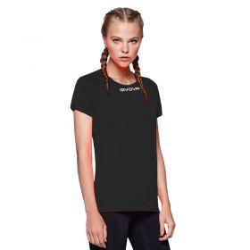 Дамска Тениска GIVOVA Shirt One ML 0010