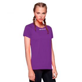 Дамска Тениска GIVOVA Shirt One ML 0014