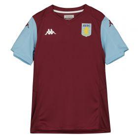 Aston Villa Home Shirt 2019-20 - Kids with Douglas Luiz 6 printing