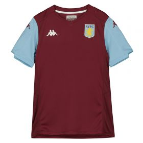 Aston Villa Home Shirt 2019-20 - Kids with Mings 40 printing