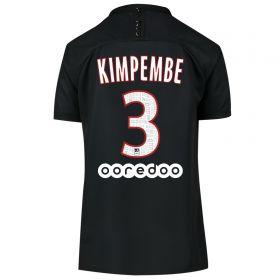 Paris Saint-Germain 2019-20 Fourth Stadium Shirt - Kids with Kimpembe 3 printing