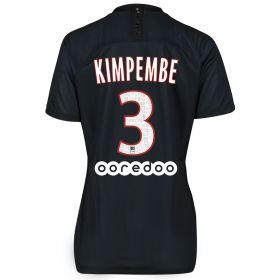 Paris Saint-Germain 2019-20 Fourth Stadium Shirt - Womens with Kimpembe 3 printing