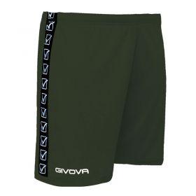 Мъжки Къси Панталони GIVOVA Pantaloncino Poly Band 0051