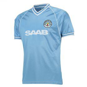 Manchester City 1982 Shirt