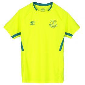 Everton Training Jersey - Yellow - Kids