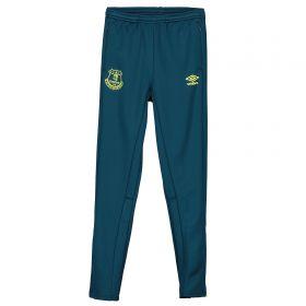 Everton Training Pants - Blue - Kids