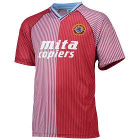 Aston Villa 1988 shirt