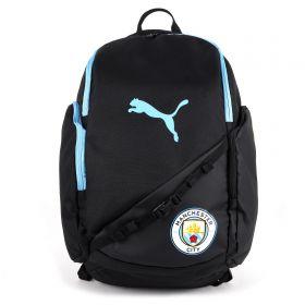 Manchester City Backpack - Black