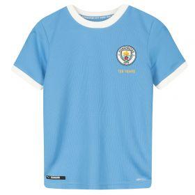 Manchester City 125 Year Anniversary Shirt - Kids