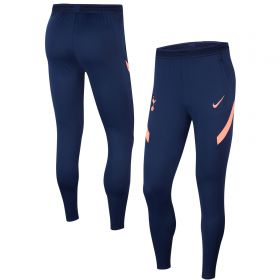 Tottenham Hotspur Strike Pants - Dark Blue