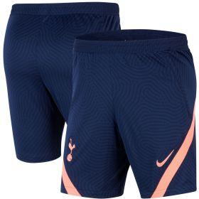 Tottenham Hotspur Strike Shorts - Blue