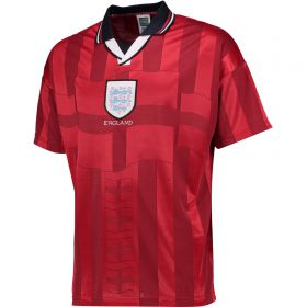 England 1998 World Cup Finals Away shirt