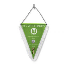 VfL Wolfsburg Achievements Pennant