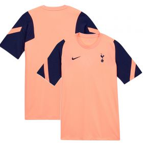 Tottenham Hotspur Strike Training T-Shirt - Peach