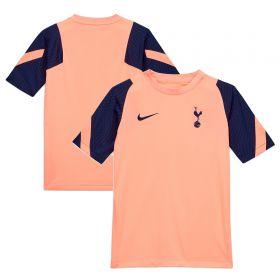 Tottenham Hotspur Strike Training T-Shirt - Peach - Kids