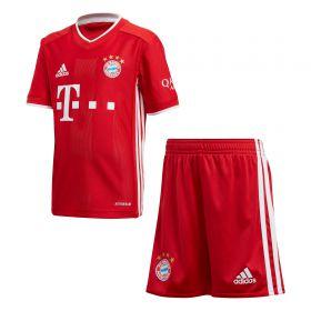 FC Bayern Home Mini Kit 2020-21