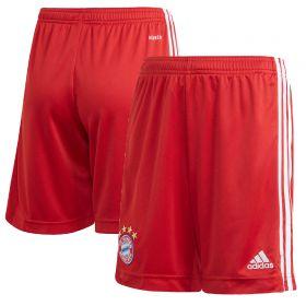 FC Bayern Home Shorts 2020-21 - Kids