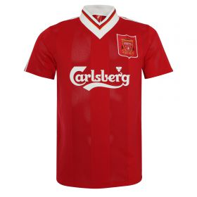 Liverpool 1995-96 Home Carlsberg Shirt