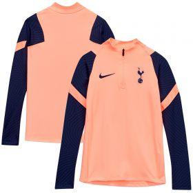 Tottenham Hotspur Strike Drill Top - Peach - Kids