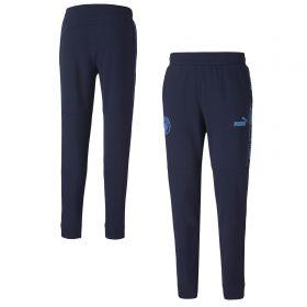 Manchester City ftblCulture Track Pants - Navy