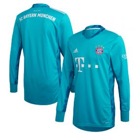 FC Bayern Home Goalkeeper Shirt 2020-21