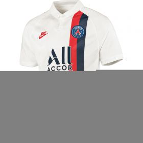 Paris Saint-Germain Third Stadium Shirt 2019-20 with Marquinhos 5 printing