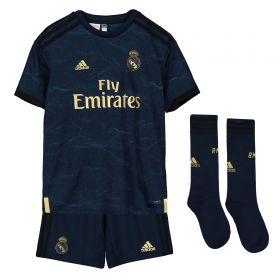 Real Madrid Real Madrid Away Kit 2019 - 20 - Kids