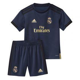 Real Madrid Away Mini Kit 2019 - 20