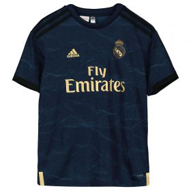 Real Madrid Away Shirt 2019 - 20 - Kids