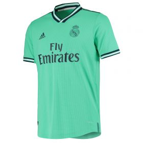 Real Madrid Third Authentic Shirt 2019 - 20
